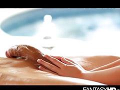 Massage cum, Final feliz