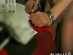 X dinero anal, Rubia en publico, Publico por dinero, Mamada en publico, La nena, Lo cojen por dinero