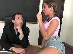 Seduc teacher, Ejaculação