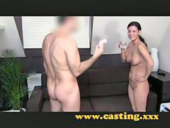 Casting, Anal