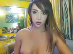 Shemale, Webcam, Asian