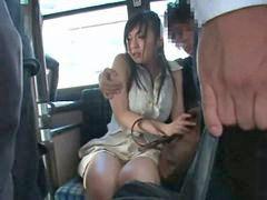 Bus, Groped, Grope, Shy, Groping, Teen