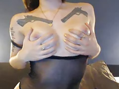 Toy solo, Shaved solo, Webcam brunette, Asian webcam masturbation, Webcam tattoo, Webcam masturbation