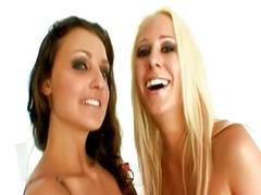 Lesbian anal, Lesbian, Lesbian threesome