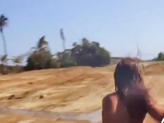 Playmate, Threesome outdoor, Big threesome, Tits public, Threesome tits, Threesome big tits