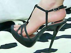 Ref, Shoe, Shoes, Foot, Foot, Black