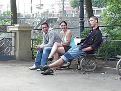 Por las calles, En las calles, Del publico, Sexo en la calle, En la calle, De la calle