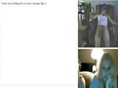 Flashing, Webcam