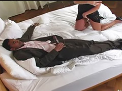Anal, Interracial, Black, Big cock, Ass, Asian black