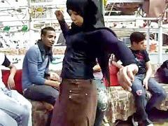 Арабские танцы, Арабка танцует, Арабка