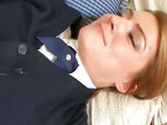 Swallow, Teen sex, Schoolgirl