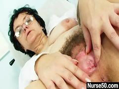 Hairy, Nurse, Spreading