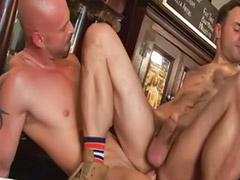 Mitch, Habib, Gay blowjob cum, Gay and sex, Bib, Vaughn