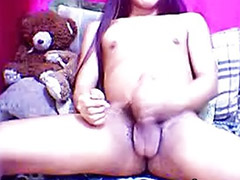 Webcam, Tranny, Shemale, Trannies, Amateur shemale, Long dick