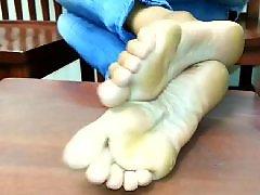 Fetisch amateur, Ebony fetisch, Fußsohlen