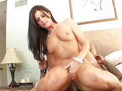 Interracial asia, Asian interracial, Joins, Shaved cock cumming, Licking cock, Interracial threesome