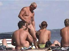 Beach, Nudist