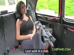 거대한유방, 거대유방, 택시