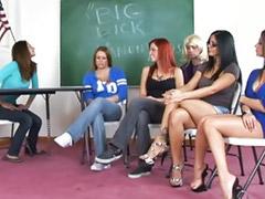 Rachel, Mikayla, Rachelle t, Rachelle, Rachel s, Mika