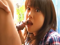 Japanese, Public blowjob, Public sex, Japanese blowjob, Haruka, Public japanese