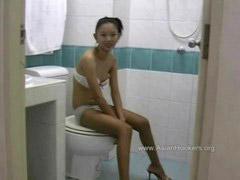 Thai, Toilet, Hooker