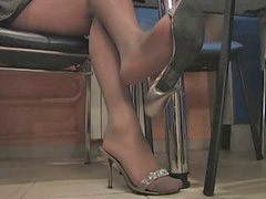 Feet, Pantyhose