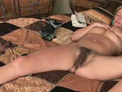 Mature masturbation, Hairy mature, Hairy