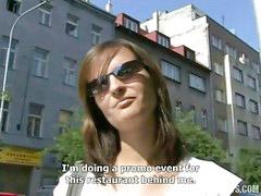 Чешские улицы, Цыган, Чех, Уличная