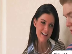Threesome, Mature, India summer
