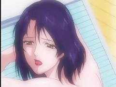 Hentai, Big tits, Anal, Anal creampie, Creampie