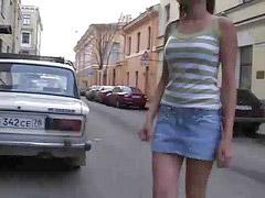 Teen, Russian teen
