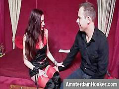 Prostitute suck, Amsterdam prostitution, Tit sucking, Tit suck, Prostitute