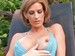 Analized milf