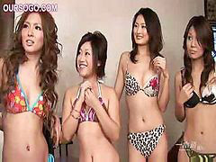 Group, Girl, Asian, Girls