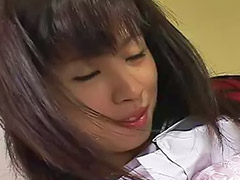 Japanese, Japanese schoolgirl, Japanese  schoolgirl, Schoolgirl gets fucked, Hairy vagina, Hairy schoolgirls