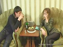 Russian milfs, Neighbore, Neighbor milf, Fuck birthday, Fuck neighbor, Birthday fuck