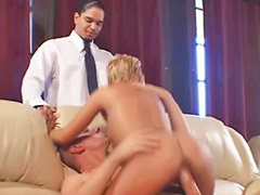 Swinger masturb, Analized milf