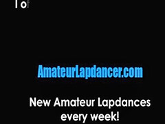 Lapdancer, Amateur lapdance, Amateur tease, Lapdance, Striptease dance, Luscious