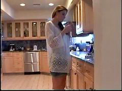 Mom, Smoking, Softcore, Moms, Kitchen mom, Mom kitchen