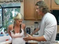 Neuken in de keuken, Keuken