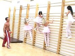 Ballerinas, Ballerina, Gangbang