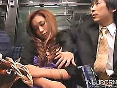 Bus, Sleeping, Videos, Japanese, Bus sex