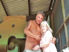 Öreg párok, Nagyi nyalás, Amatőr évi, Amatőr öreg