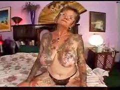 Tatoo granny