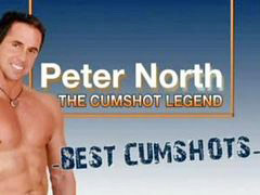 Cumshot, Peter north, Pete, Best-of, Best of, Peter   north
