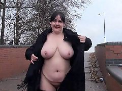 Bbw, Flashing, Mature