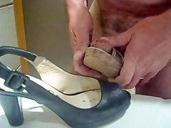 Peeptoe, Shoes cum, Shoe cum, Cum shoe, Cum shoes, Shoe
