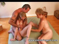 Swinger, Swingers, Young, Seduce, Young young, Seduced