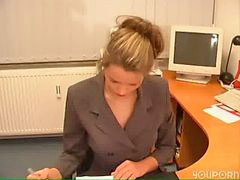 Pantyhose, Pantyhose fuck, Office pantyhose, Offic, Chicks, The video