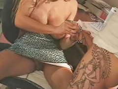Interracial, Big tits brunettes, Ebony big tits, Tits job, Brunette big tits, Tit job